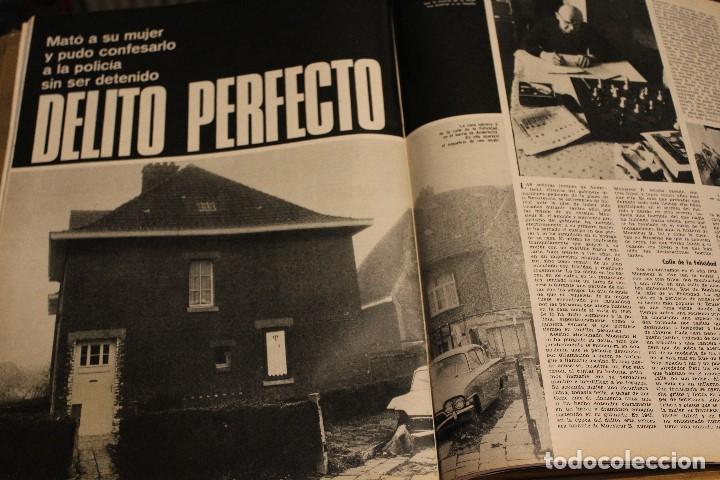 Coleccionismo de Revista Gaceta Ilustrada: GACETA ILUSTRADA 636 AÑO 1968 MASPALOMAS NUCLEAR CORAZON CHINCHERO EVTUCHENKO KRUPP PARIS JUAN XXIII - Foto 6 - 201862996