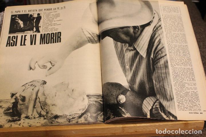 Coleccionismo de Revista Gaceta Ilustrada: GACETA ILUSTRADA 636 AÑO 1968 MASPALOMAS NUCLEAR CORAZON CHINCHERO EVTUCHENKO KRUPP PARIS JUAN XXIII - Foto 8 - 201862996