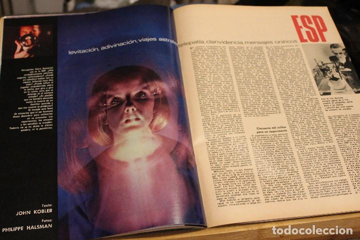 Coleccionismo de Revista Gaceta Ilustrada: GACETA ILUSTRADA 604 AÑO 1968 ELEFANTE VIETNAM ORENSE BISSET SENSORIAL AUGER MAFIA OBESO POLUCION - Foto 6 - 201899592