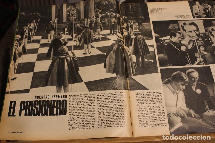 Coleccionismo de Revista Gaceta Ilustrada: GACETA ILUSTRADA 604 AÑO 1968 ELEFANTE VIETNAM ORENSE BISSET SENSORIAL AUGER MAFIA OBESO POLUCION - Foto 10 - 201899592