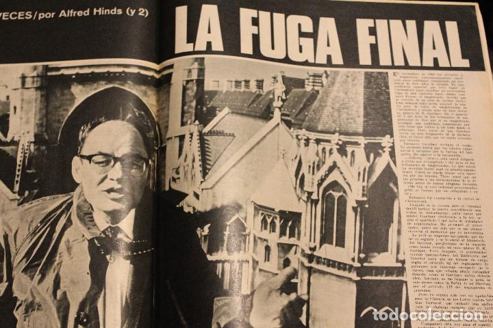 Coleccionismo de Revista Gaceta Ilustrada: GACETA ILUSTRADA 535 AÑO 1967 TALIDOMIDA JAMES BOND FLEMING COCHES CHINA ANDREWS BEATNIKS FUGAS - Foto 8 - 202097532