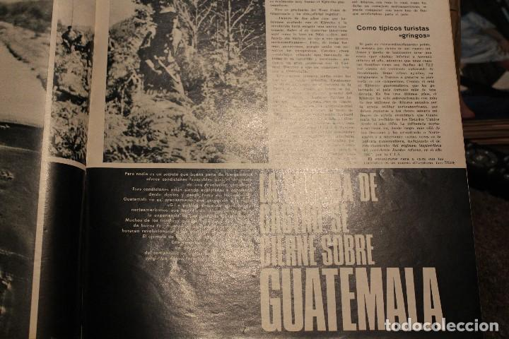 Coleccionismo de Revista Gaceta Ilustrada: GACETA ILUSTRADA 541 AÑO 1967 EL CORDOBES KENNEDY ASTRONAUTAS CHRISTIE GUATEMALA AFRICA RUMANIA - Foto 5 - 202100748