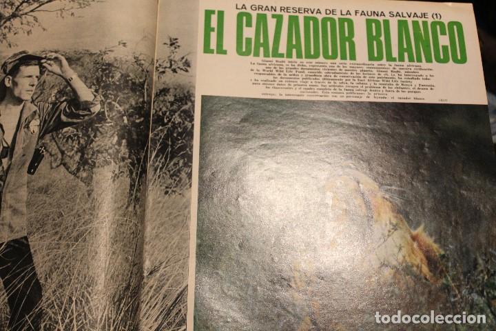 Coleccionismo de Revista Gaceta Ilustrada: GACETA ILUSTRADA 541 AÑO 1967 EL CORDOBES KENNEDY ASTRONAUTAS CHRISTIE GUATEMALA AFRICA RUMANIA - Foto 4 - 202100748