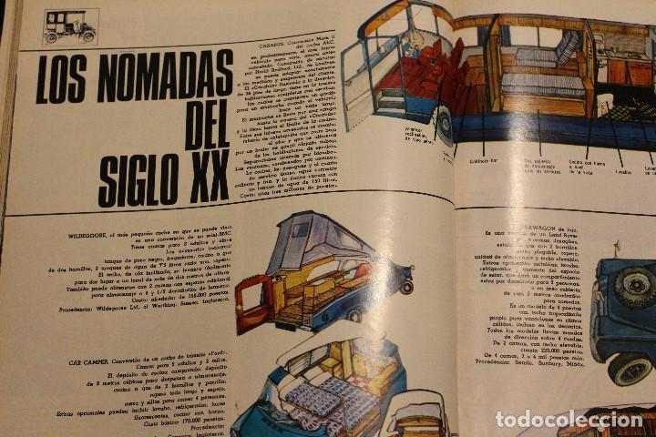 Coleccionismo de Revista Gaceta Ilustrada: GACETA ILUSTRADA 552 AÑO 1967 STALIN TALIDOMIDA LEE PAOLI CANCER ESPIA ESCOMBRERAS PETROLEO AUTO - Foto 5 - 202101587