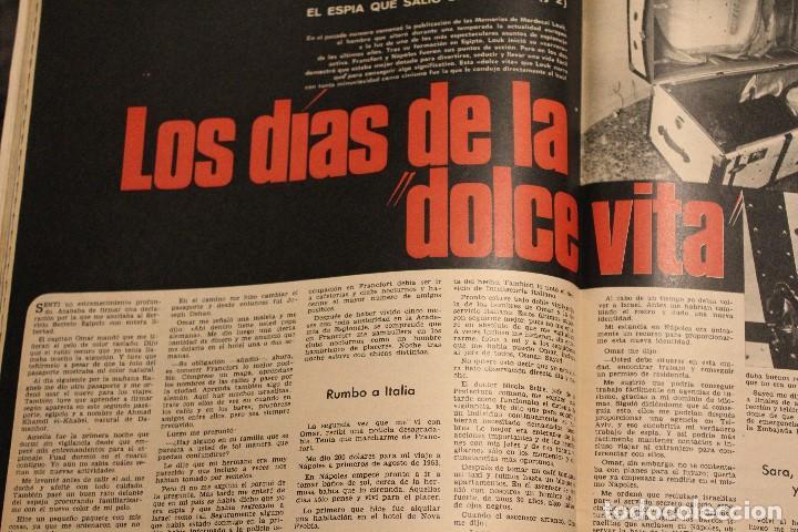 Coleccionismo de Revista Gaceta Ilustrada: GACETA ILUSTRADA 552 AÑO 1967 STALIN TALIDOMIDA LEE PAOLI CANCER ESPIA ESCOMBRERAS PETROLEO AUTO - Foto 7 - 202101587