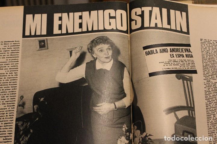 Coleccionismo de Revista Gaceta Ilustrada: GACETA ILUSTRADA 552 AÑO 1967 STALIN TALIDOMIDA LEE PAOLI CANCER ESPIA ESCOMBRERAS PETROLEO AUTO - Foto 11 - 202101587