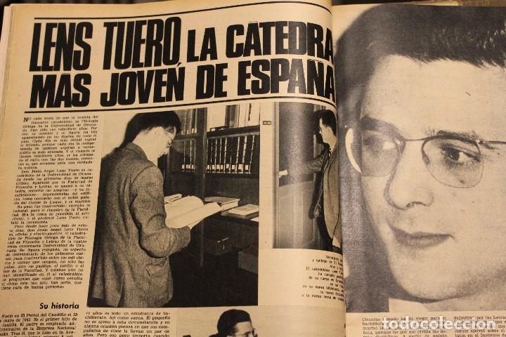 Coleccionismo de Revista Gaceta Ilustrada: GACETA ILUSTRADA 552 AÑO 1967 STALIN TALIDOMIDA LEE PAOLI CANCER ESPIA ESCOMBRERAS PETROLEO AUTO - Foto 10 - 202101587
