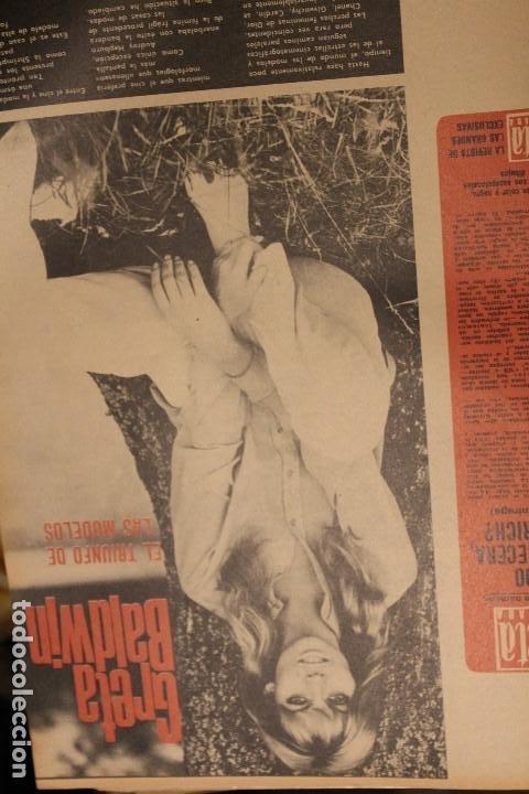 Coleccionismo de Revista Gaceta Ilustrada: GACETA ILUSTRADA 575 AÑO 1967 CAPOTE ONU ARMAMENTO NORTEAMERICA CULTURA RUSIA BALDWIN GUERRA ESPACIA - Foto 5 - 202105266