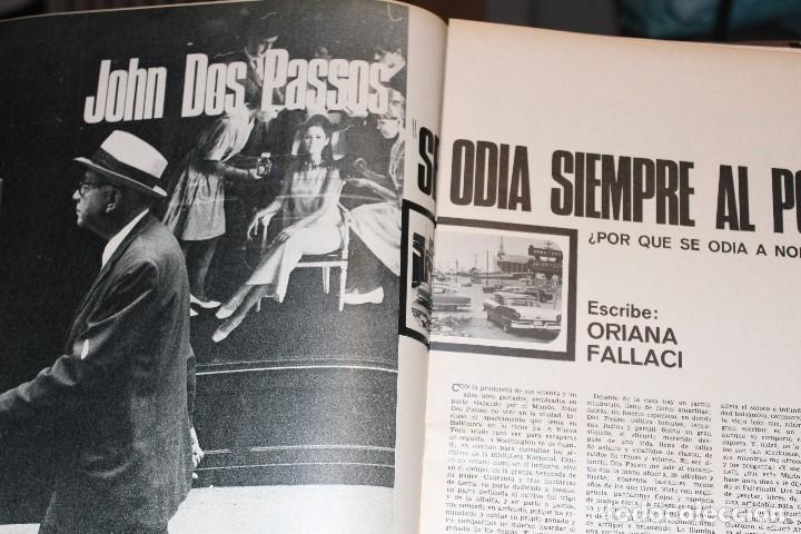 Coleccionismo de Revista Gaceta Ilustrada: GACETA ILUSTRADA 575 AÑO 1967 CAPOTE ONU ARMAMENTO NORTEAMERICA CULTURA RUSIA BALDWIN GUERRA ESPACIA - Foto 8 - 202105266