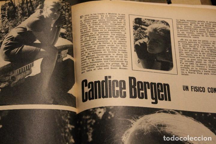 Coleccionismo de Revista Gaceta Ilustrada: GACETA ILUSTRADA 577 AÑO 1967 REZA PAHLEVI PHILBY BERGEN CINE AUTOMOVILES STALIN SUBNORMALES - Foto 7 - 202107628