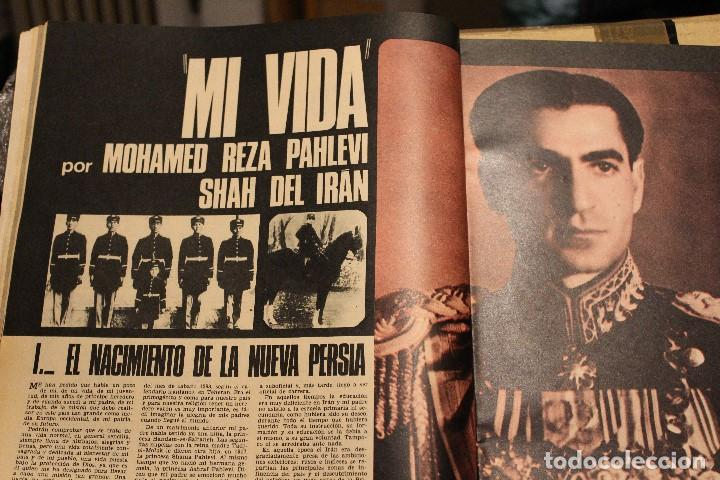 Coleccionismo de Revista Gaceta Ilustrada: GACETA ILUSTRADA 577 AÑO 1967 REZA PAHLEVI PHILBY BERGEN CINE AUTOMOVILES STALIN SUBNORMALES - Foto 4 - 202107628
