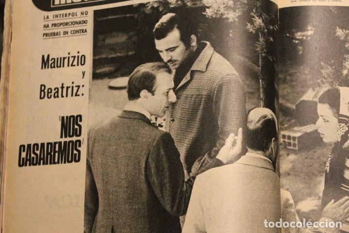 Coleccionismo de Revista Gaceta Ilustrada: GACETA ILUSTRADA 578 año 1967 FARAH DIBA URSS PHILBY ESPIA FUTBOL ESPAÑOL SHA IRAN - Foto 4 - 202108242