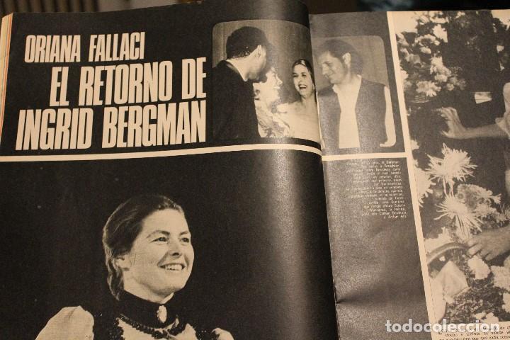Coleccionismo de Revista Gaceta Ilustrada: GACETA ILUSTRADA 579 AÑO 1967 GUEVARA VIETNAM INGRID BERGMAN ANGLADE DESARROLLO FUMAR PHILBY - Foto 9 - 202108716