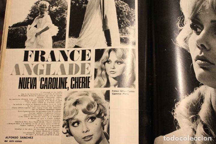Coleccionismo de Revista Gaceta Ilustrada: GACETA ILUSTRADA 579 AÑO 1967 GUEVARA VIETNAM INGRID BERGMAN ANGLADE DESARROLLO FUMAR PHILBY - Foto 6 - 202108716