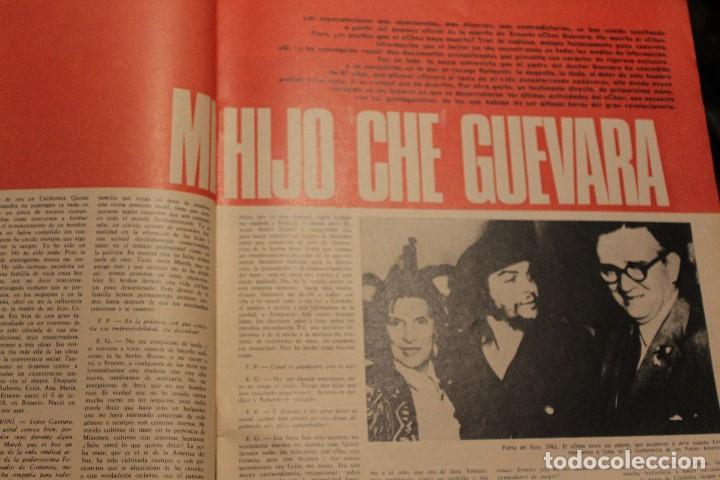 Coleccionismo de Revista Gaceta Ilustrada: GACETA ILUSTRADA 579 AÑO 1967 GUEVARA VIETNAM INGRID BERGMAN ANGLADE DESARROLLO FUMAR PHILBY - Foto 8 - 202108716