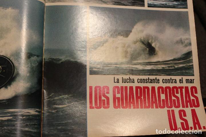 Coleccionismo de Revista Gaceta Ilustrada: GACETA ILUSTRADA 581 AÑO 1967 RHODESIA CARDINALE RUSOS HOVERCRAFT GUARDACOSTAS AUTOS VIETNAM BOSE - Foto 4 - 202110322