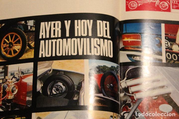 Coleccionismo de Revista Gaceta Ilustrada: GACETA ILUSTRADA 581 AÑO 1967 RHODESIA CARDINALE RUSOS HOVERCRAFT GUARDACOSTAS AUTOS VIETNAM BOSE - Foto 3 - 202110322
