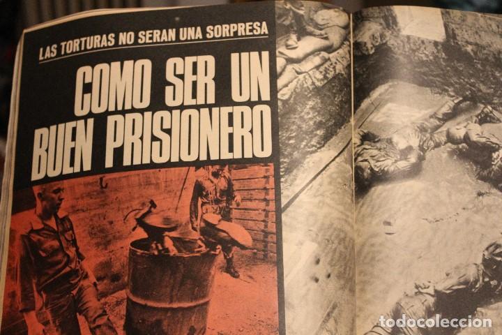 Coleccionismo de Revista Gaceta Ilustrada: GACETA ILUSTRADA 581 AÑO 1967 RHODESIA CARDINALE RUSOS HOVERCRAFT GUARDACOSTAS AUTOS VIETNAM BOSE - Foto 5 - 202110322