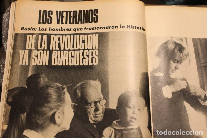 Coleccionismo de Revista Gaceta Ilustrada: GACETA ILUSTRADA 581 AÑO 1967 RHODESIA CARDINALE RUSOS HOVERCRAFT GUARDACOSTAS AUTOS VIETNAM BOSE - Foto 13 - 202110322