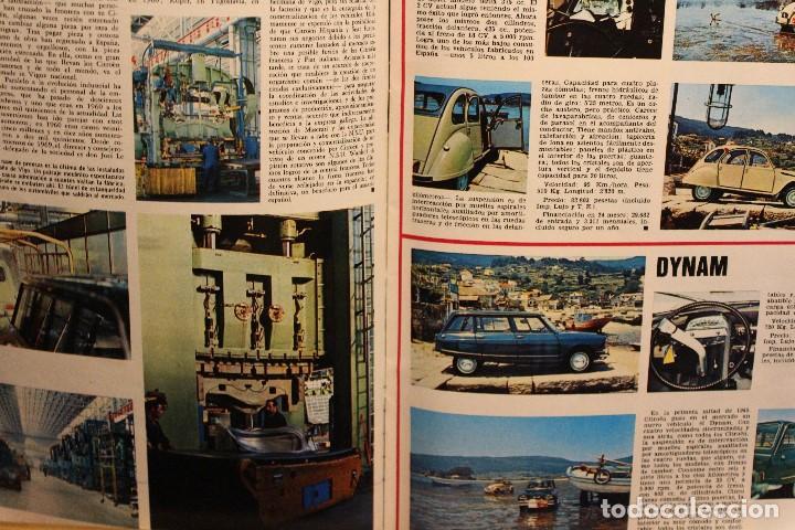 Coleccionismo de Revista Gaceta Ilustrada: GACETA ILUSTRADA Nº 676 AÑO 1969 / HO CHI MINH FELLINI CITROEN PERLAS LINDA JACKIE LEON ATLANTIDA - Foto 6 - 203010127