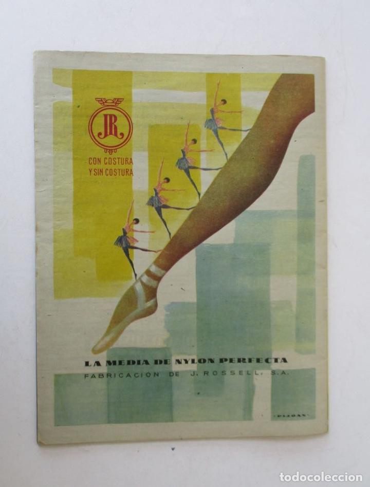 Coleccionismo de Revista Gaceta Ilustrada: GACETA ILUSTRADA - BURT LACASTER, 20 AÑOS FIN GUERRA CIVIL, EL SEAT 1800, BERNARD BUFFET... - Foto 7 - 204741843