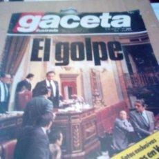 Coleccionismo de Revista Gaceta Ilustrada: REVISTA GACETA. ILUSTRADA. EL GOLPE. NUMERO. 1274. EST2B4. Lote 205730413
