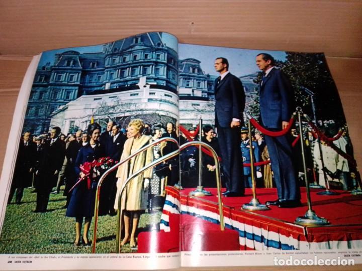 Coleccionismo de Revista Gaceta Ilustrada: Gaceta ilustrada núm 748. 1971. Reyes de España - Serrat - Foto 3 - 218560653