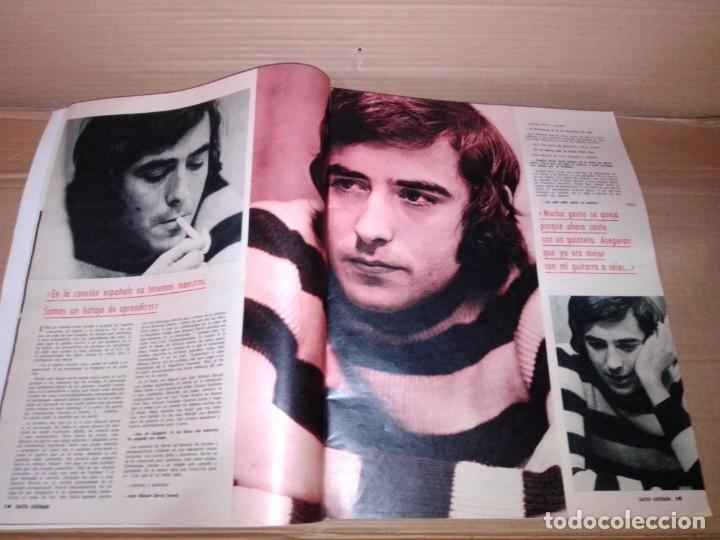 Coleccionismo de Revista Gaceta Ilustrada: Gaceta ilustrada núm 748. 1971. Reyes de España - Serrat - Foto 4 - 218560653