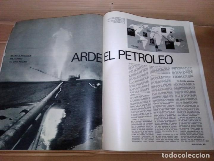 Coleccionismo de Revista Gaceta Ilustrada: Gaceta ilustrada núm 748. 1971. Reyes de España - Serrat - Foto 5 - 218560653