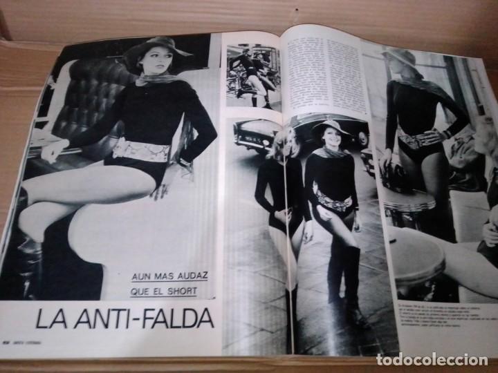 Coleccionismo de Revista Gaceta Ilustrada: Gaceta ilustrada núm 748. 1971. Reyes de España - Serrat - Foto 6 - 218560653