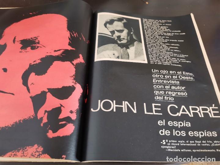 Coleccionismo de Revista Gaceta Ilustrada: REVISTA GACETA ILUSTRADA 658 AÑO 1969 SUBNORMALES DE ESPAÑA, OMAR SHARIF EL ÚLTIMO CHE, BIAFRA - Foto 7 - 218990782