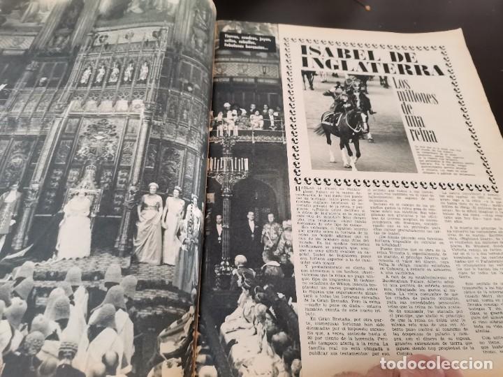 Coleccionismo de Revista Gaceta Ilustrada: REVISTA GACETA ILUSTRADA 658 AÑO 1969 SUBNORMALES DE ESPAÑA, OMAR SHARIF EL ÚLTIMO CHE, BIAFRA - Foto 8 - 218990782