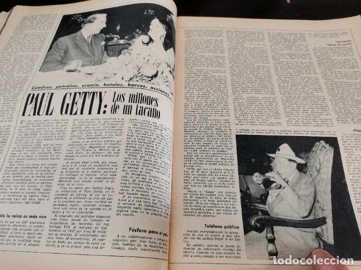Coleccionismo de Revista Gaceta Ilustrada: REVISTA GACETA ILUSTRADA 658 AÑO 1969 SUBNORMALES DE ESPAÑA, OMAR SHARIF EL ÚLTIMO CHE, BIAFRA - Foto 10 - 218990782