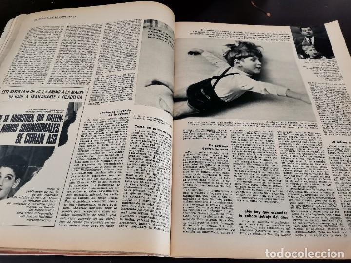 Coleccionismo de Revista Gaceta Ilustrada: REVISTA GACETA ILUSTRADA 658 AÑO 1969 SUBNORMALES DE ESPAÑA, OMAR SHARIF EL ÚLTIMO CHE, BIAFRA - Foto 14 - 218990782