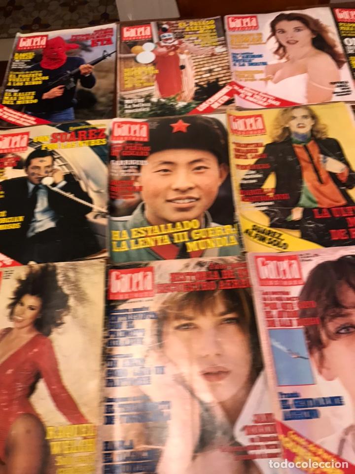 Coleccionismo de Revista Gaceta Ilustrada: Lote de 49 revista Gaceta Ilustrada 1979 - Foto 2 - 223834961