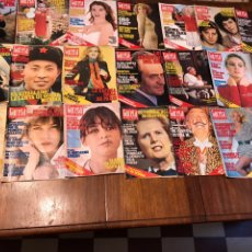 Coleccionismo de Revista Gaceta Ilustrada: LOTE DE 49 REVISTA GACETA ILUSTRADA 1979. Lote 223834961