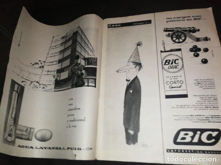 Coleccionismo de Revista Gaceta Ilustrada: GACETA ILUSTRADA (1961)N°227 - Foto 2 - 224005610