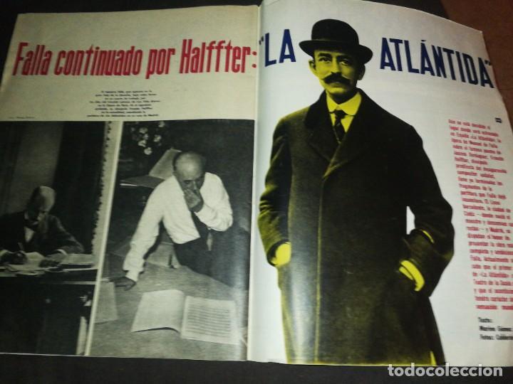 Coleccionismo de Revista Gaceta Ilustrada: GACETA ILUSTRADA (1961)N°227 - Foto 4 - 224005610