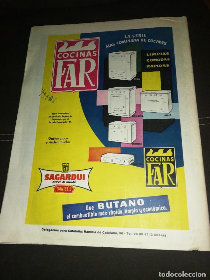 Coleccionismo de Revista Gaceta Ilustrada: GACETA ILUSTRADA (1961)N°227 - Foto 5 - 224005610