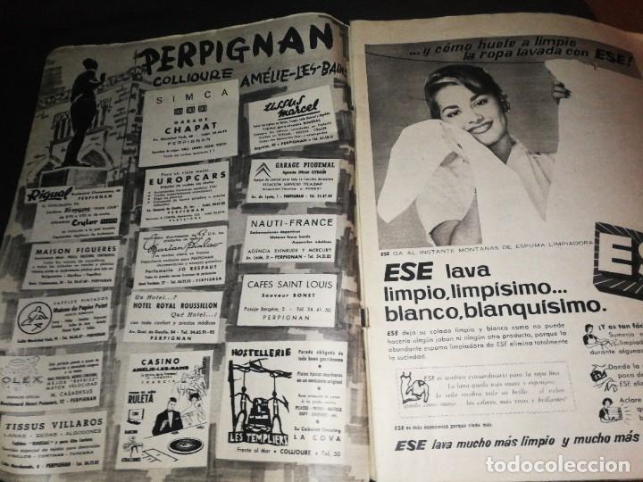 Coleccionismo de Revista Gaceta Ilustrada: GACETA ILUSTRADA (1961)N°243 - Foto 2 - 224005690