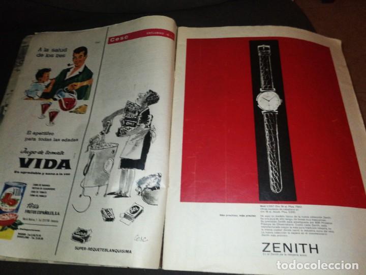 Coleccionismo de Revista Gaceta Ilustrada: GACETA ILUSTRADA (1961)N°243 - Foto 3 - 224005690