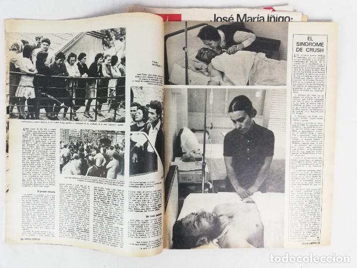 Coleccionismo de Revista Gaceta Ilustrada: LOTE DE REVISTAS LA GACETA ILUSTRADA -1972- En buen estado - Foto 2 - 224840662