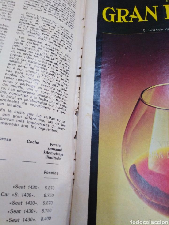 Coleccionismo de Revista Gaceta Ilustrada: GACETA ILUSTRADA-EL BARSA CAMPEÓN - 16 PÁGINAS A TODO COLOR-N°915-21 ABRIL 1974 - Foto 2 - 226267385