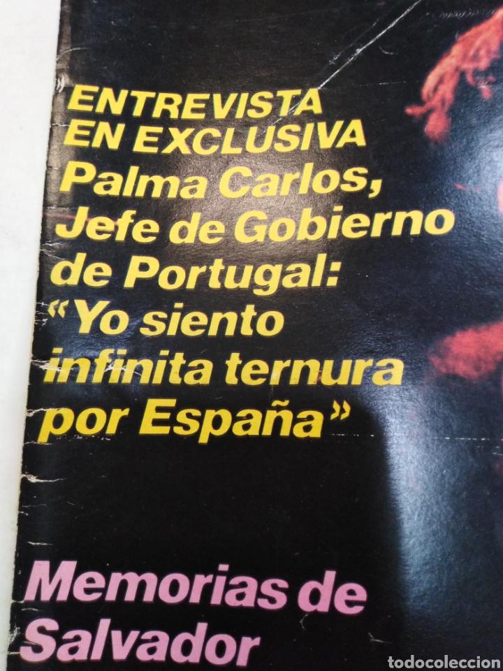 Coleccionismo de Revista Gaceta Ilustrada: GACETA ILUSTRADA-ROLLING STONES DÍEZ AÑOS DE TRIUNFOS Y ESCANDALOS-N°924-23 JUNIO 1974 - Foto 3 - 226271655