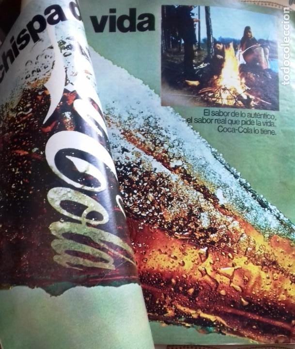 Coleccionismo de Revista Gaceta Ilustrada: LA GACETA ILUSTRADA 7 junio 1970 - Foto 5 - 226286010