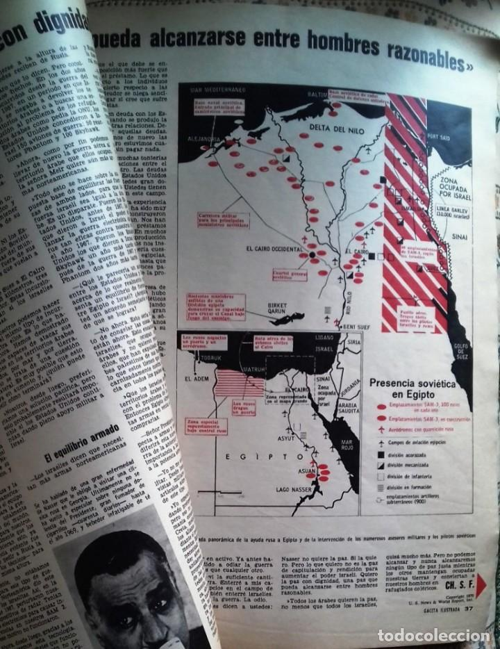 Coleccionismo de Revista Gaceta Ilustrada: LA GACETA ILUSTRADA 7 junio 1970 - Foto 7 - 226286010