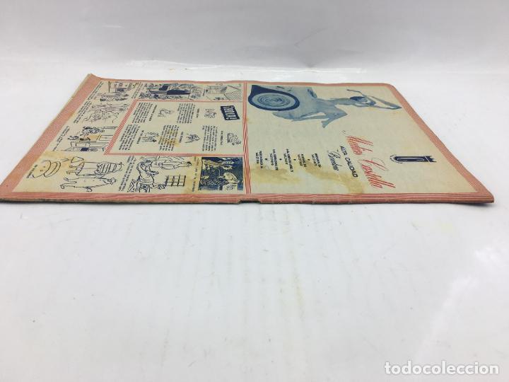 Coleccionismo de Revista Gaceta Ilustrada: HOLA - Nº 688 - NOVIEMBRE 1957 .- BODA DE LOLA FLORES - Foto 4 - 227474725