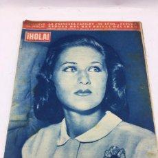 Coleccionismo de Revista Gaceta Ilustrada: ¡HOLA! - NUM 683 - 26 SEPTIEMBRE 1957 - MATRIMONIO REY FEISAL. Lote 227477050