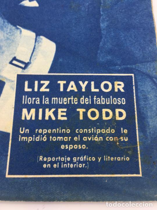 Coleccionismo de Revista Gaceta Ilustrada: HOLA - Nº 709 - 29 MARZO 1958 - LIZ TAYLOR - SORAYA - MARIA CALLAS - Foto 3 - 227478515