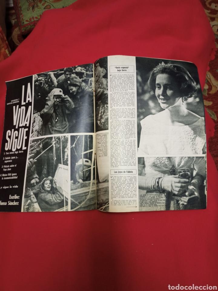 Coleccionismo de Revista Gaceta Ilustrada: Revista Gaceta Ilustrada Número 433 año 1965 - Foto 3 - 233483405